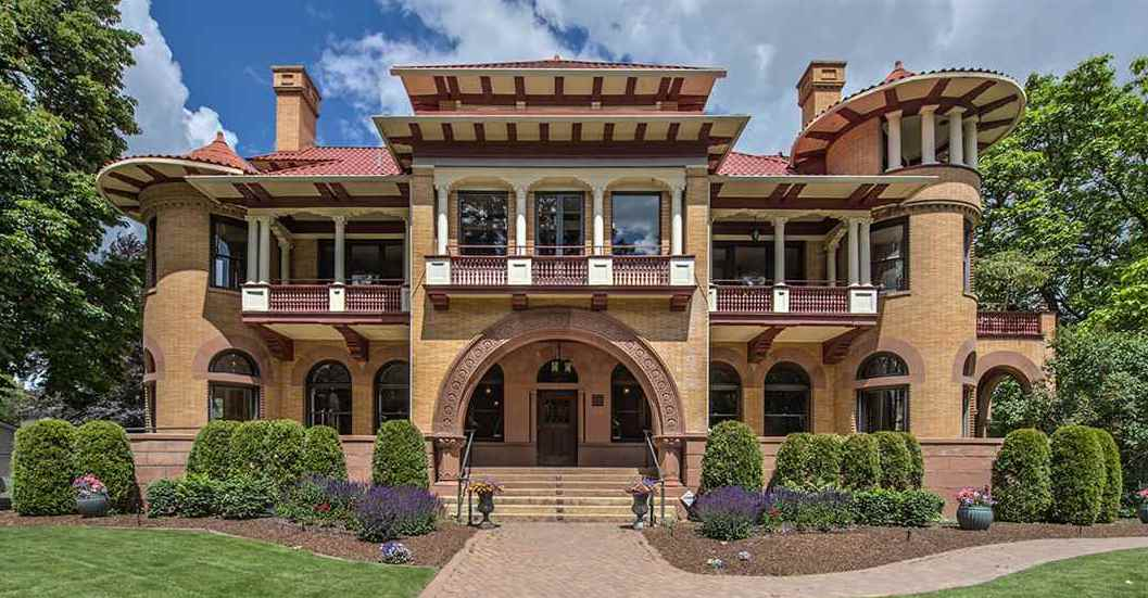 c.1889 Patsy Clark Mansion Asks $2.1M in Spokane, WA (PHOTOS)