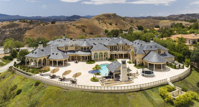 YouTuber Jeffree Star Buys $14.6M Hidden Hills Estate (PHOTOS & VIDEO)