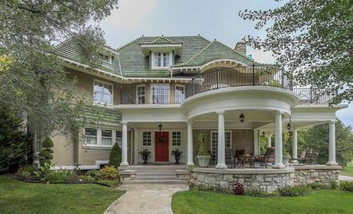Landmark 'Emerald on the Hill' in Kansas City Reduced to $849K (PHOTOS)