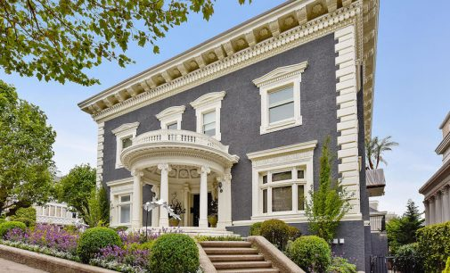 Historic Pacific Heights Mack Mansion Asks $27M (PHOTOS)