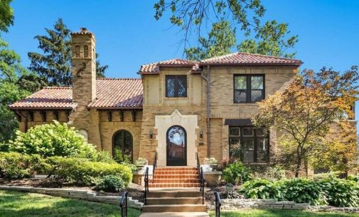 c.1928 Brick Residence in Saint Louis Drops Below One Million (PHOTOS)