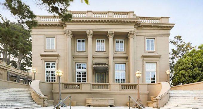 Landmark Petit Trianon Mansion in San Francisco Drops to $23.8M (PHOTOS)