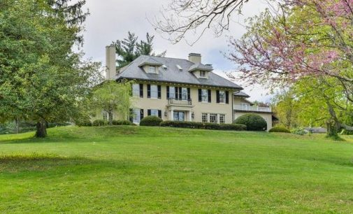 Historic c.1912 Pine Hill Residence Available for First Time Since 1976 (PHOTOS)