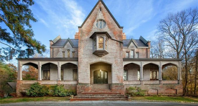 Historic c.1867 Hurst-Pierrepont Estate in Garrison, NY for $5M (PHOTOS)