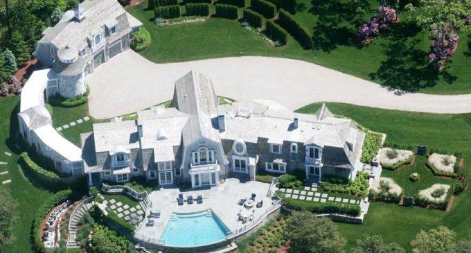 7.6 Acre Pinquickset Cove Estate Includes Guest House for $7.25M (PHOTOS)