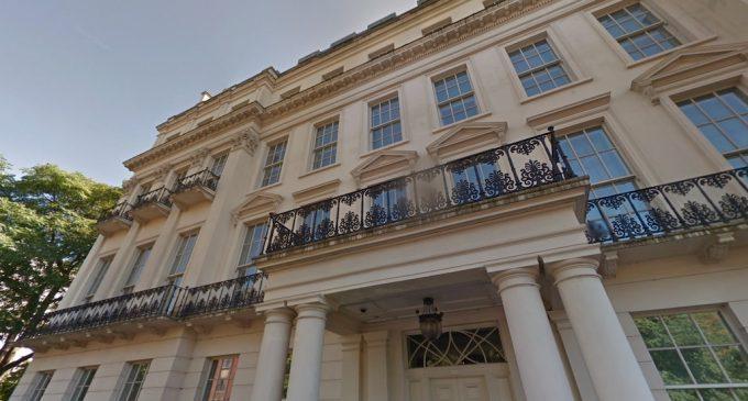 $262M London Mansion to Set Real Estate Record (PHOTOS)