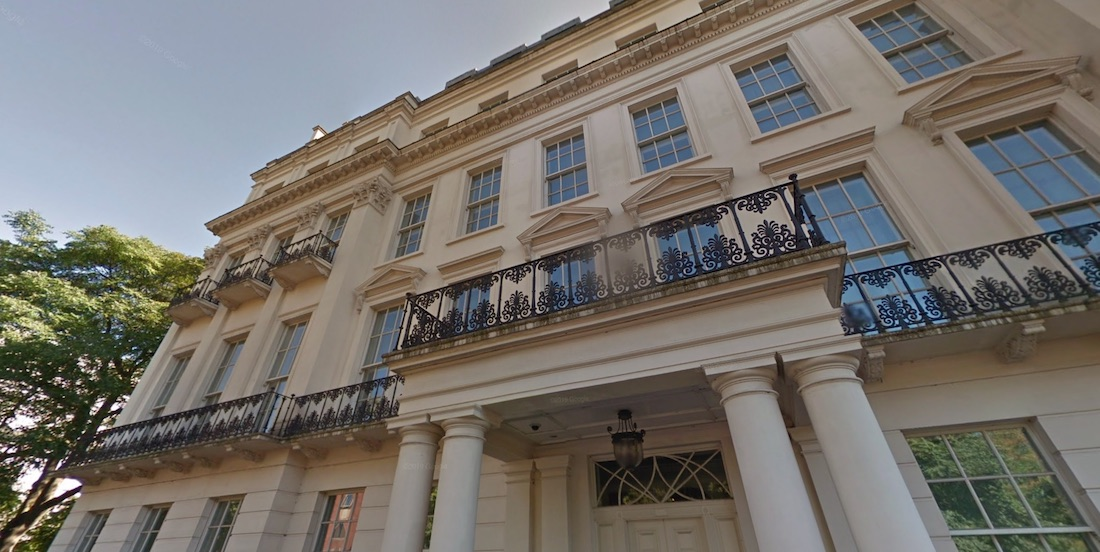 $262M London Mansion to Set Real Estate Record (PHOTOS)