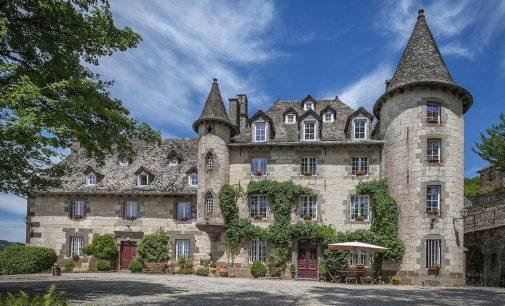 Château de Courbelimagne in Raulhac, France for €1.3M (PHOTOS)