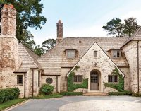 American English Residence in Atlanta's Posh Buckhead by Architect Peter Block (PHOTOS)