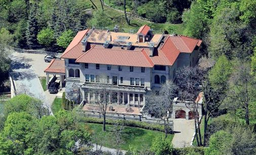 Montreal's Historic J.W. McConnell Mansion Reduced to $29.5M CAD (PHOTOS & VIDEO)