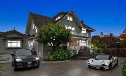 Prince Harry and Meghan Markle Reportedly Looking at 108-Year-Old Vancouver Mansion Priced at $36M CAD (PHOTOS)