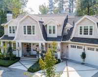 Dutch Colonial Dream Home Offered Furnished for $2.9M CAD in Fort Langley, BC (PHOTOS)