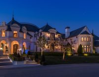 Furnished $32M French Château Hits the Market in Calabasas(PHOTOS)