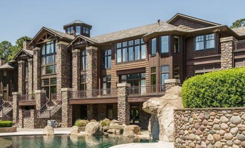 Vacant Alpine Creek Estate in North Carolina Pending Sale (PHOTOS)