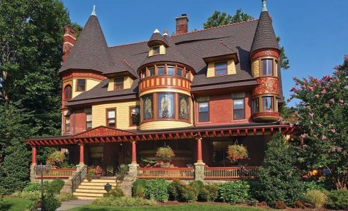 Queen Anne Victorian Restored in Plainfield, NJ's Van Wyck Brooks Historic District (PHOTOS)
