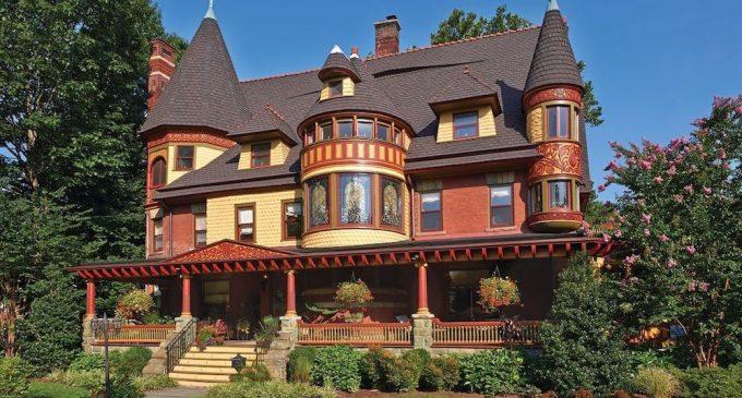 Queen Anne Victorian Restored in Plainfield, NJ's Van Wyck Brooks Historic District (PHOTOS)