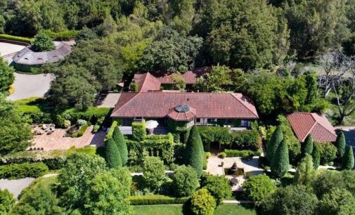 Actress Michelle Pfeiffer Unloads Magical Equestrian Estate with Historic Octagonal Barn for $22M (PHOTOS)
