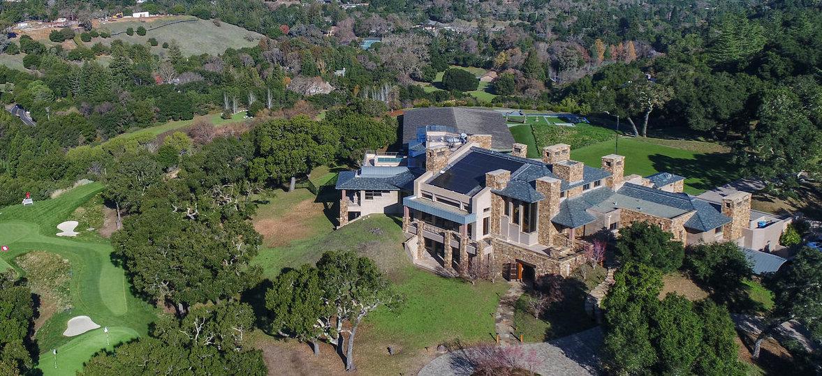 Tech Billionaire Scott McNealy's 13 Acre Portola Valley Estate Includes Hockey Rink for $53.8M (PHOTOS)