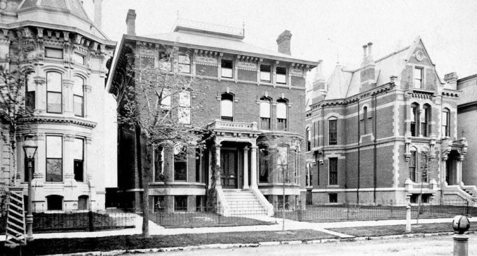 Brush Park's c.1881 James V. Campbell Brought Back to Life (PHOTOS)