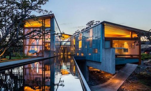 Award-Winning Oceanfront B.C. Mansion Designed by Marko Simcic Drops to $12.8M CAD (PHOTOS)