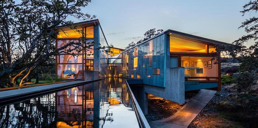 Award-Winning Oceanfront B.C. Mansion Designed by Marko Simcic Drops to $13M CAD (PHOTOS)