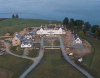 Chester River Mansion Designed by Purple Cherry Architects to be Completed this Spring (PHOTOS)