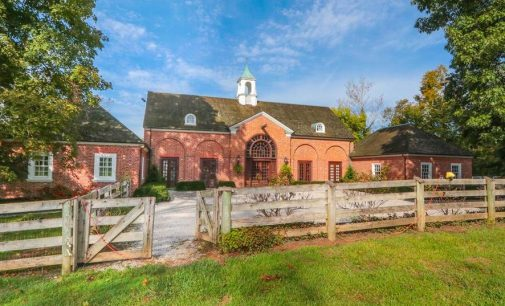 Converted Stables Originally Part of the Hulbert Taft Estate in Indian Hill, OH for $1.5M (PHOTOS)