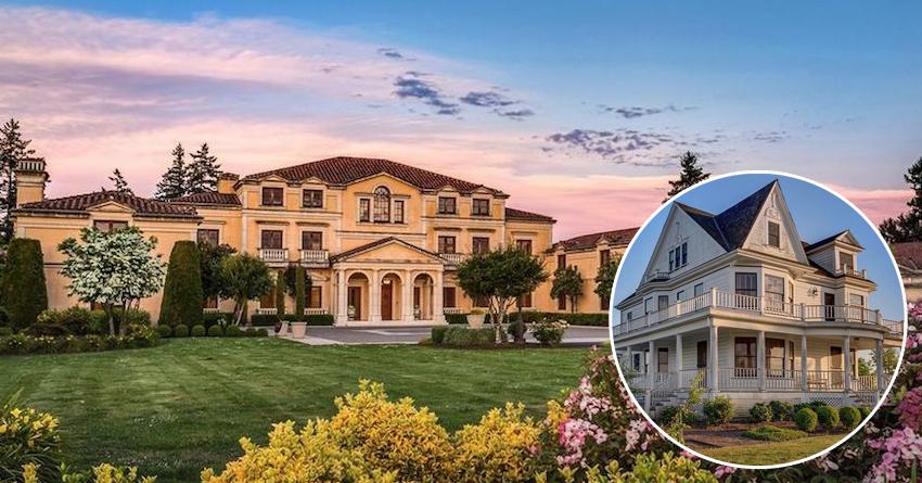 Oregon's $18M Del Mar Estate Sells for $3M, Includes c.1906 Victorian Guest House (PHOTOS & VIDEO)