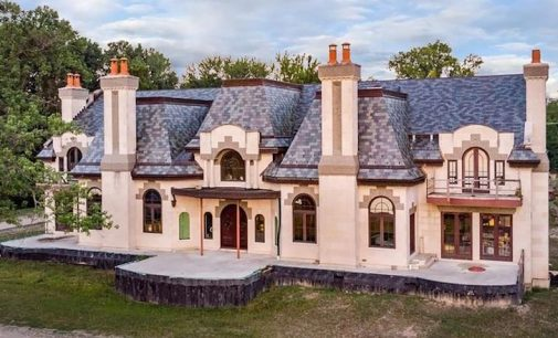 SOLD: Unfinished Grosse Ile Mansion with 300′ Tanglewood Conservatory Sells for $3M (PHOTOS)