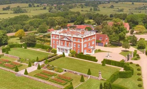Grade II Listed Leasam House on 56 Acres in East Sussex Priced Below £10M (PHOTOS)