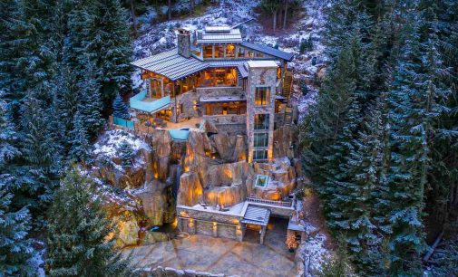 Stonecliff Falls, Landmark Whistler, BC Chalet Reduced to $7.5M CAD (PHOTOS)