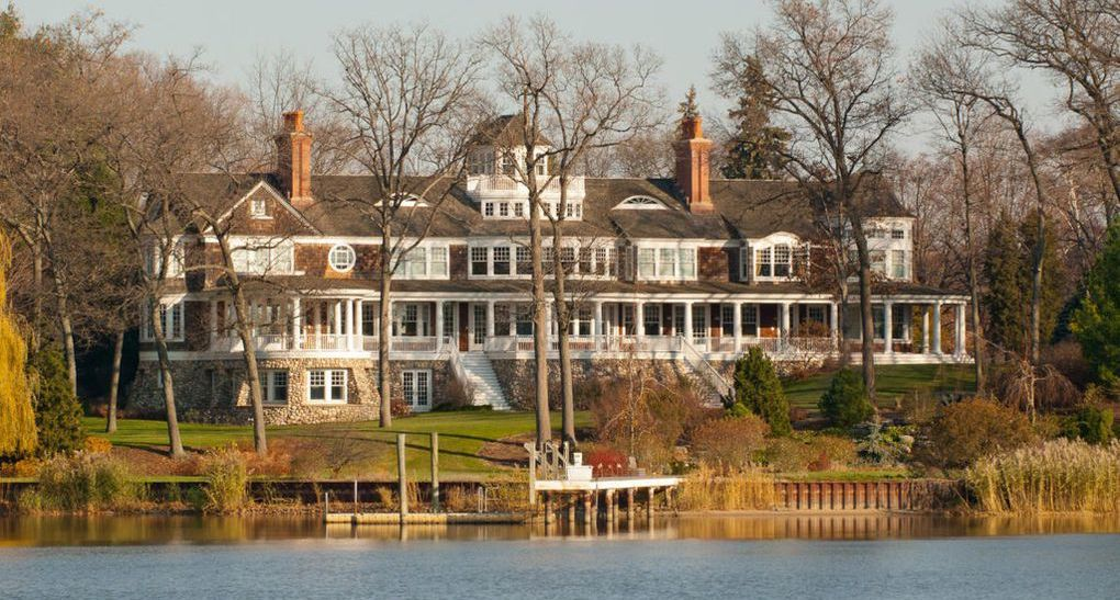 Landmark 38 Acre Hazelbank Estate on Lake Macatawa Sells for $5.5M (PHOTOS & VIDEO)