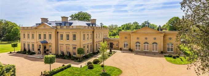 Sydenhurst | £30M Classical Georgian Mansion on 30 Acres in Chiddingfold (PHOTOS)