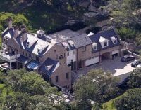 Tom Brady & Gisele Bündchen Reduce Brookline Manor to $33.9M (PHOTOS)