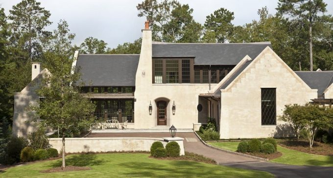 Villa at Shoal Creek by Jeffrey Dungan Architects (PHOTOS)