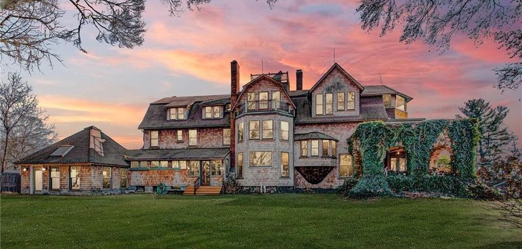 c.1900 Charles E. Beach House in West Hartford Sells for $700K (PHOTOS)