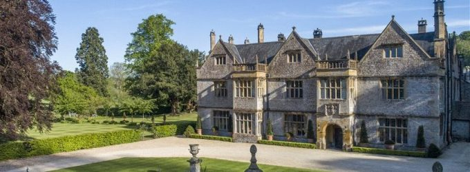 Restored Grade I Listed Newton House Available for Second Time in 400 Years (PHOTOS)