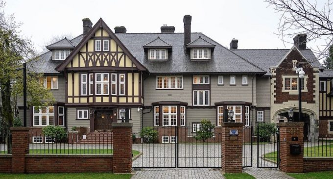 Restored Rosemary Mansion Hits the Market in Vancouver for $27M (PHOTOS & VIDEO)