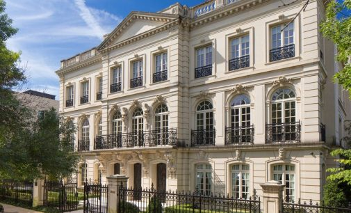 Eight-Lot Lincoln Park Mansion is Chicago's Most Expensive for $45M (PHOTOS)