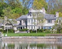 Indian Head Waterfront Manor Expanded by Douglas VanderHorn Architects Lists for $14.8M (PHOTOS)