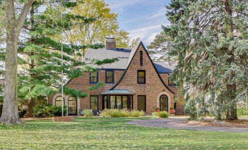 Reimagined Brick Home Asks $1.15M in Roseville, MN (PHOTOS)
