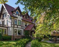 c.1909 Tudor Revival in Minneapolis' East Isles Neighbourhood for $1.95M (PHOTOS)