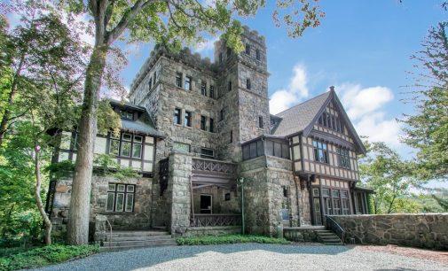 Hoffman Castle | c.1904 Tudor Revival Lists in Tuxedo Park for $975K (PHOTOS)