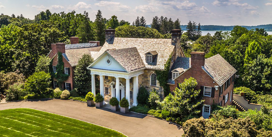 Michael Douglas and Catherine Zeta-Jones Buyers of $4.5M Longmeadow Estate (PHOTOS)