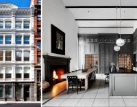 SoHo Penthouse Redesigned by A+M+L Architecture Drops to $44M (PHOTOS)