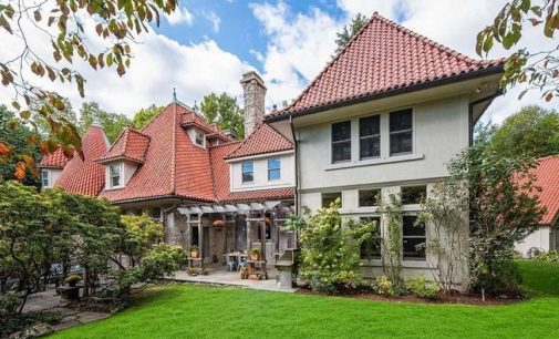 Renovated c.1888 Gate Lodge in Irvington, NY for $1.6M (PHOTOS)