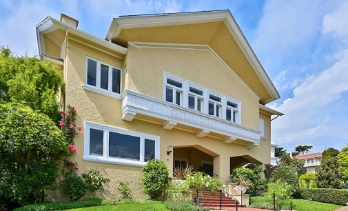 c.1910 Presidio Terrace Residence Reduced to $9M (PHOTOS)