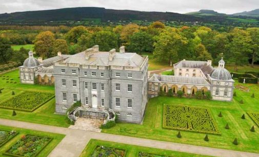Castletown Cox | Country Estate in Ireland Sells for €20M (PHOTOS)