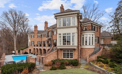 Maryland's Most Expensive Home Overlooks the Potomac River for $17.5M (PHOTOS)
