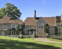 15,000 Sq. Ft. English Style Manor on 10 Acres Pending Sale in Greenwich (PHOTOS)